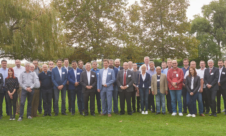 9. International Partner Meeting der Labor Strauss Gruppe