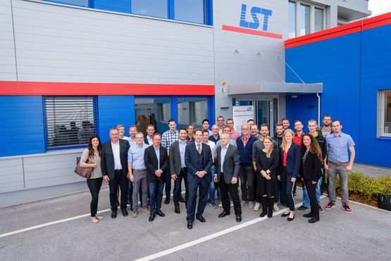 20 years of LST branch office in Graz